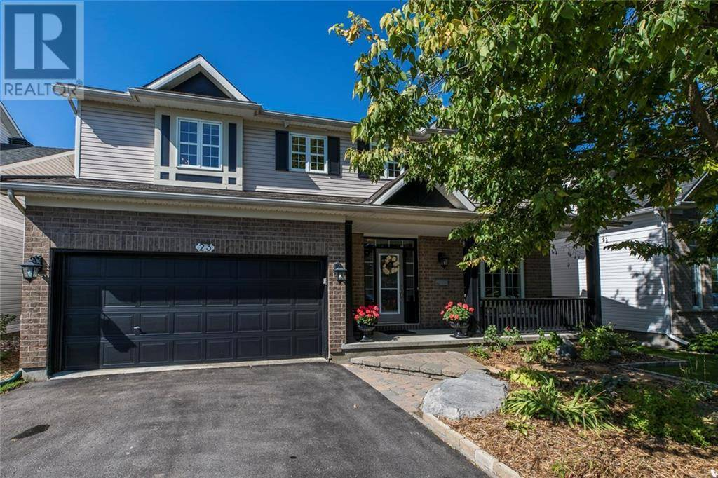House for sale at 23 Greenhaven Cres Stittsville Ontario - MLS: 1172458
