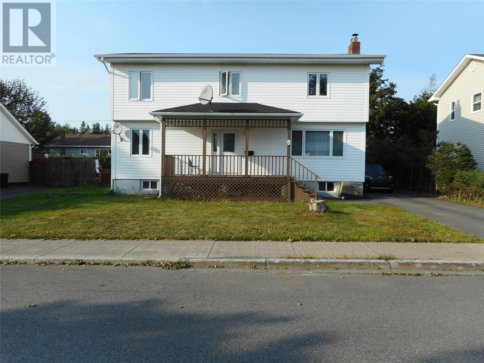 House for sale at 23 Greenwood Ave Grand Falls - Windsor Newfoundland - MLS: 1203044