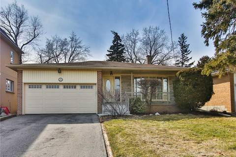 House for sale at 23 Greenyards Dr Toronto Ontario - MLS: C4725614