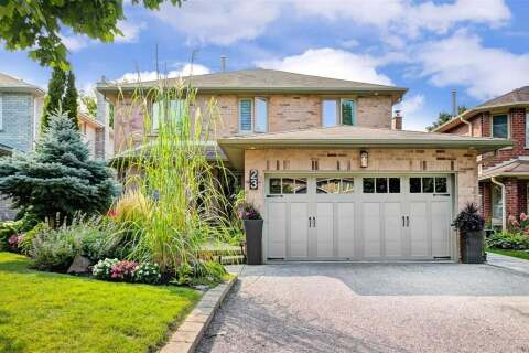 House for sale at 23 Hallam Rd Markham Ontario - MLS: N4916962