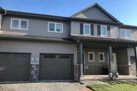 Townhouse for sale at 23 Harmony Wy Thorold Ontario - MLS: 30751636