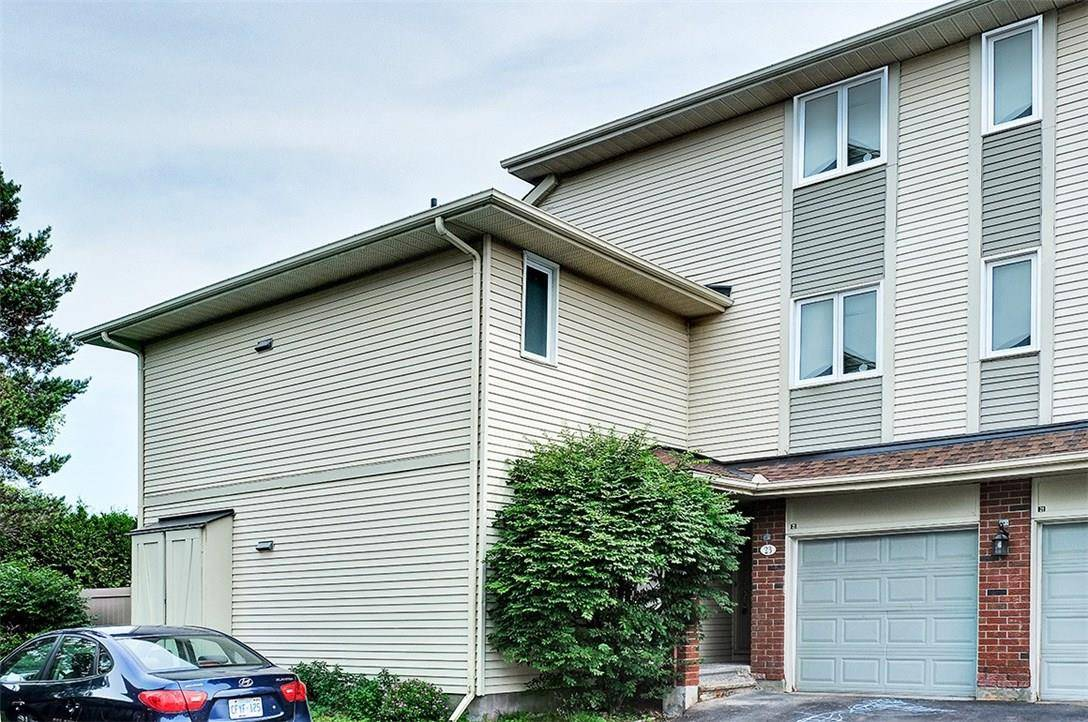Townhouse for sale at 23 Haxby Pt Ottawa Ontario - MLS: 1159508