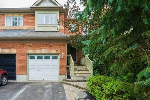 Townhouse for sale at 23 Hemans Ct Ajax Ontario - MLS: E4518421