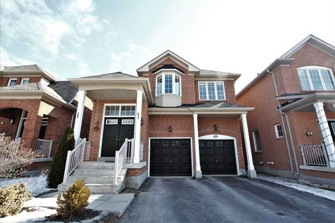 House for sale at 23 Horn St Whitchurch-stouffville Ontario - MLS: N4422120