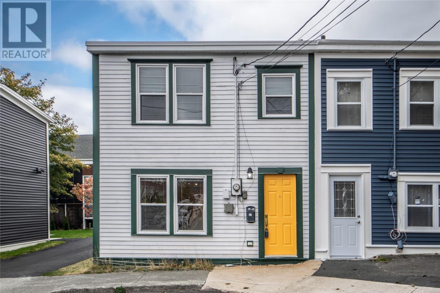House for sale at 23 Howe Pl St. John's Newfoundland - MLS: 1222664