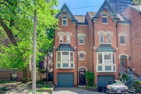 Townhouse for rent at 23 Irwin Ave Toronto Ontario - MLS: C4776804