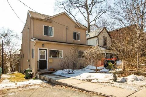 Townhouse for sale at 23 Ivy Ave Toronto Ontario - MLS: E4393244