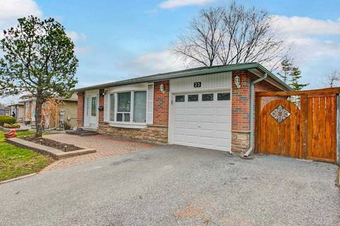 House for sale at 23 Keeler Blvd Toronto Ontario - MLS: E4736616