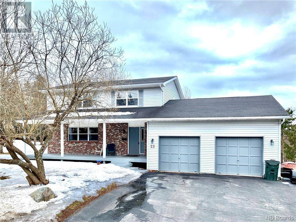 House for sale at 23 Kensington Ave Quispamsis New Brunswick - MLS: NB041841