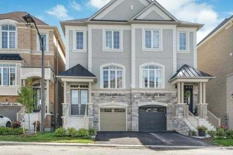 Townhouse for sale at 23 Kingsville Ln Richmond Hill Ontario - MLS: N4904140