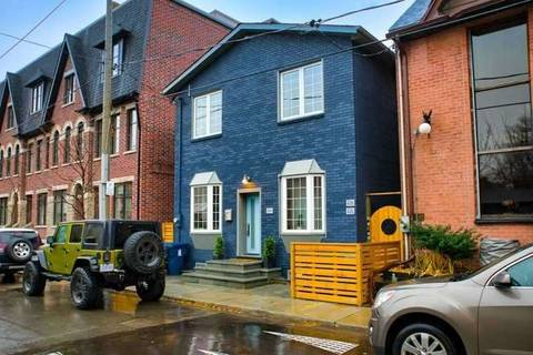 Townhouse for rent at 23 Kintyre Lower Ave Toronto Ontario - MLS: E4676994