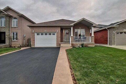 House for sale at 23 Konstantine Ct Hamilton Ontario - MLS: X5002549