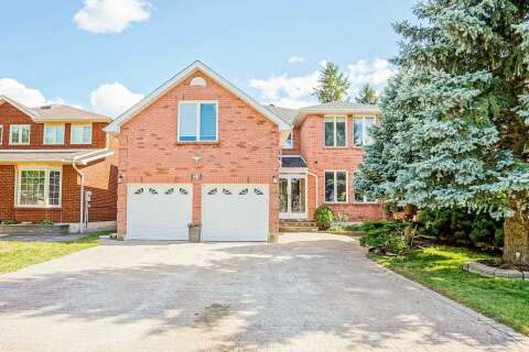 House for sale at 23 Lagani Ave Richmond Hill Ontario - MLS: N4859000
