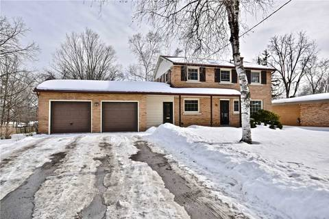 House for sale at 23 Letitia St Barrie Ontario - MLS: S4701249