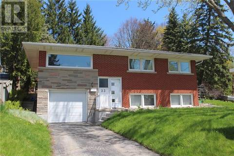 House for sale at 23 Lincoln Cres Guelph Ontario - MLS: 30735679
