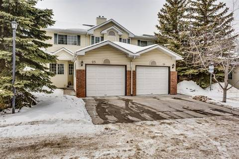 Townhouse for sale at 23 Lincoln Green Southwest Calgary Alberta - MLS: C4232514