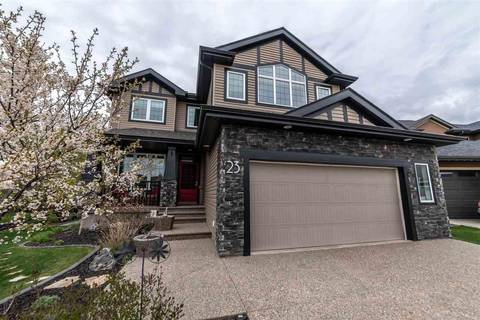 House for sale at 23 Lincoln Gr Spruce Grove Alberta - MLS: E4141277