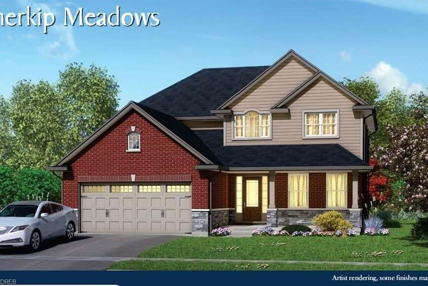 House for sale at 23 Lock St Innerkip Ontario - MLS: 235139