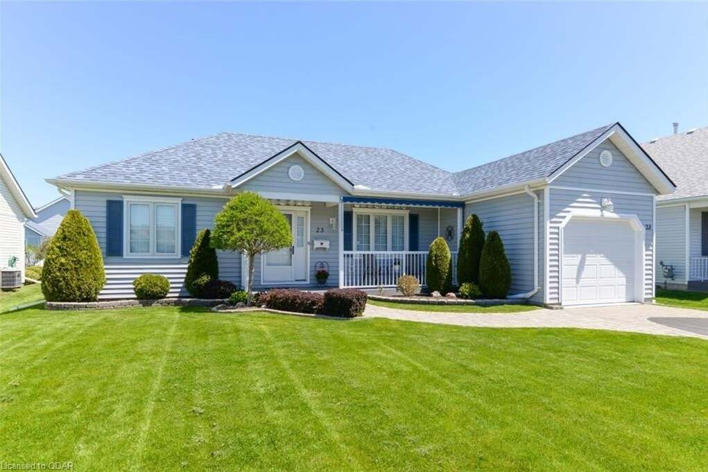 House for sale at 23 Lockwood Dr Brighton Ontario - MLS: 261776