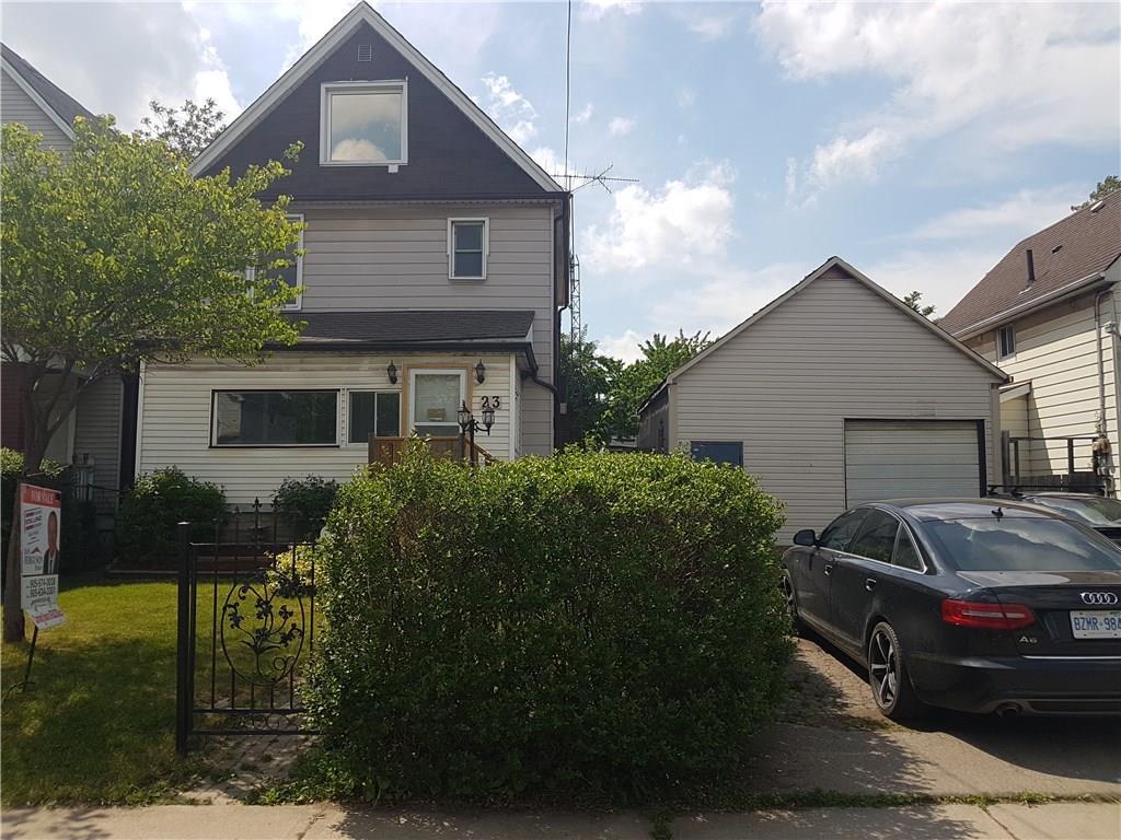 For Sale: 23 Lyndhurst Street, Hamilton, ON | 5 Bed, 1 Bath House for $379,700. See 1 photos!
