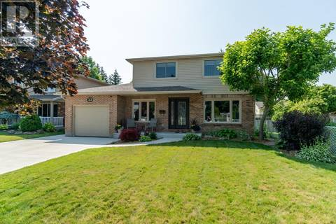 House for sale at 23 Madera Cres Chatham Ontario - MLS: 19021491