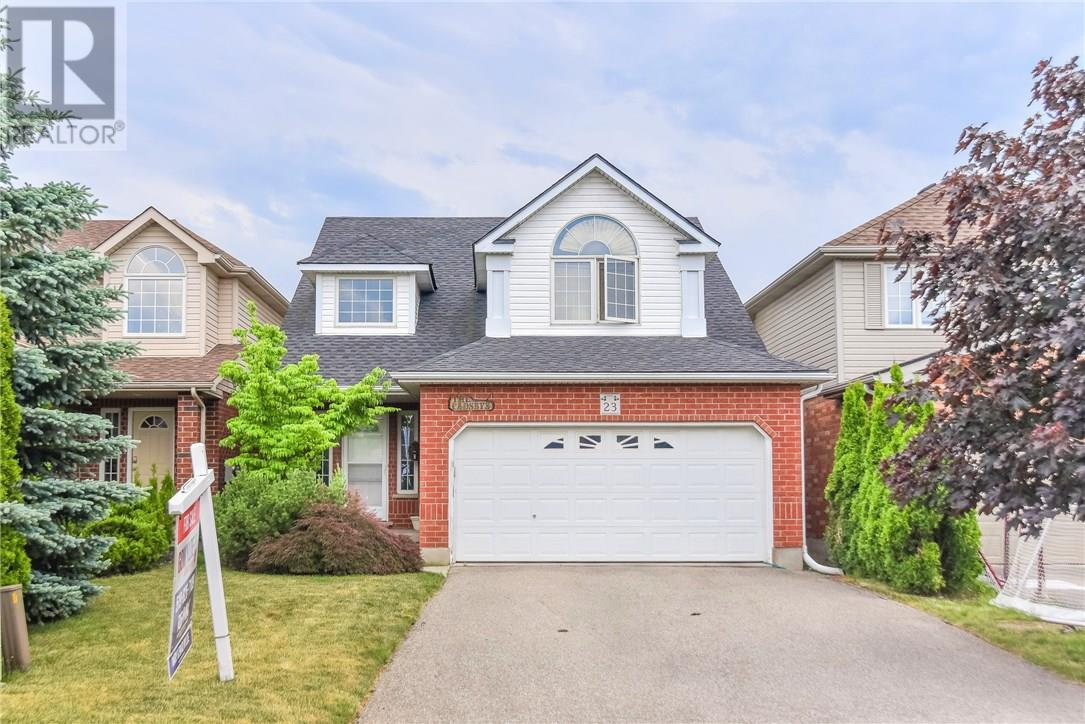Sold: 23 Marsh Crescent, Guelph, ON