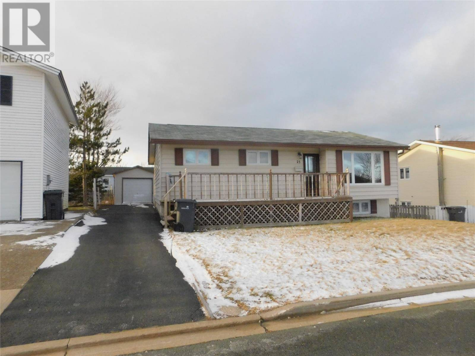 House for sale at 23 Massey Cres Mount Pearl Newfoundland - MLS: 1209035