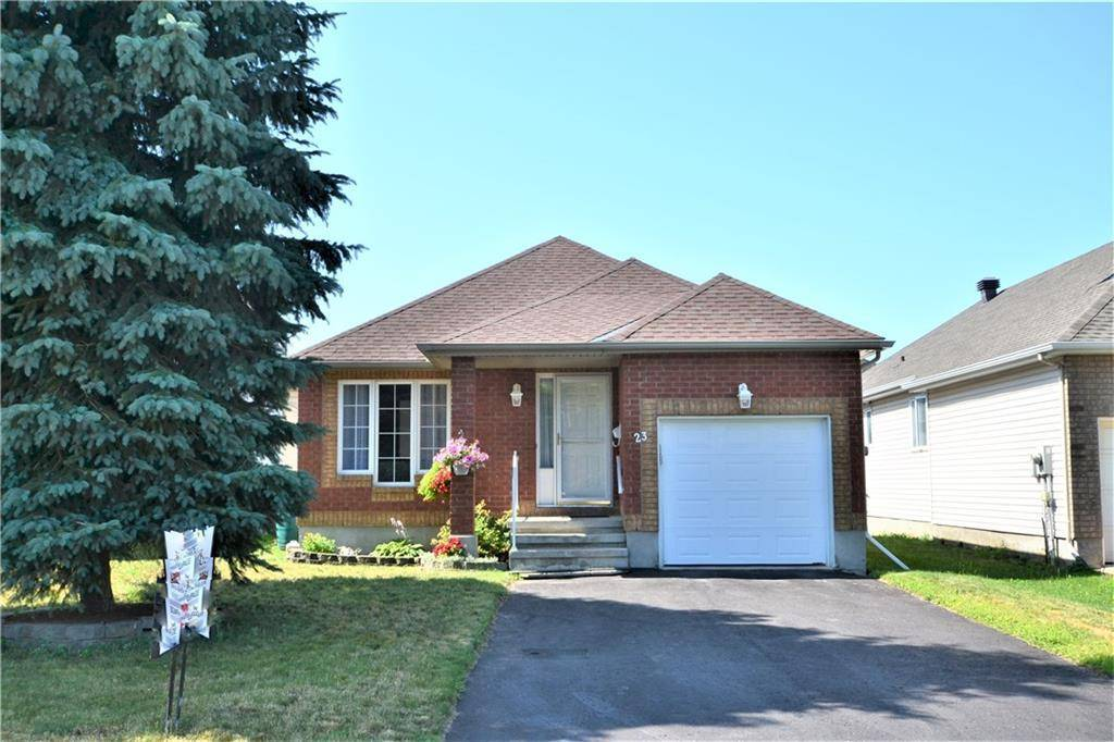 House for sale at 23 Meadowcroft Cres Ottawa Ontario - MLS: 1164204