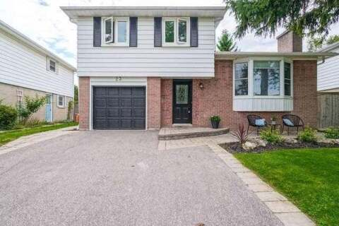 House for sale at 23 Melville Cres Brampton Ontario - MLS: W4924568