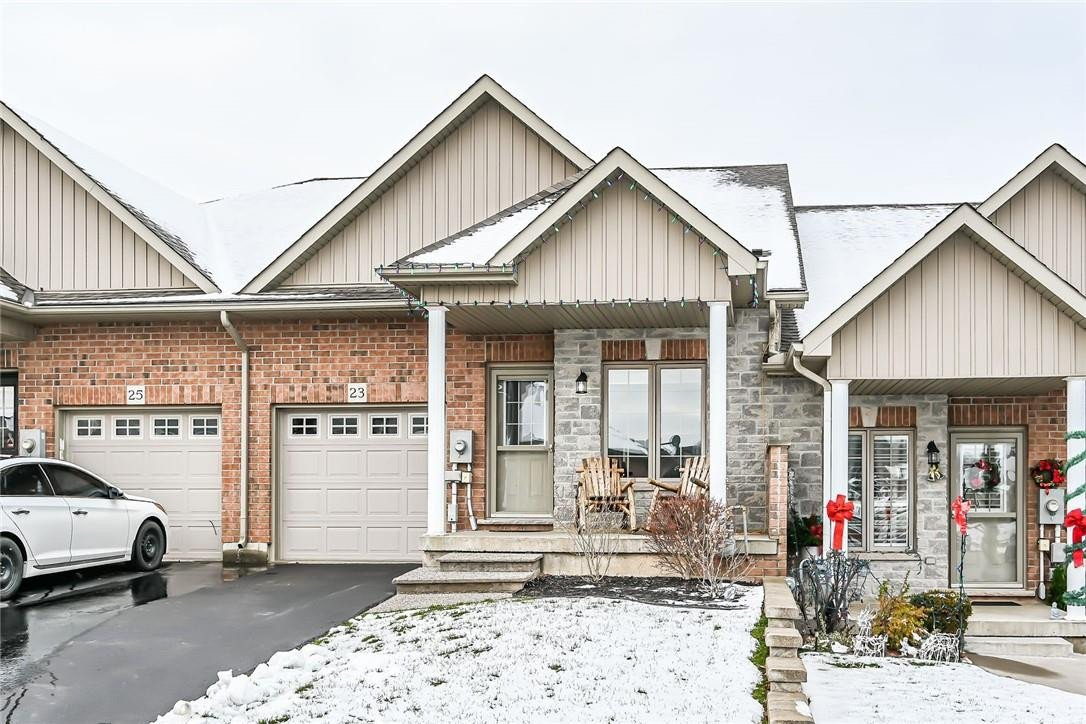Townhouse for sale at 23 Millcroft Dr Simcoe Ontario - MLS: H4093572