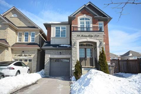 House for sale at 23 Mission Ridge Tr Brampton Ontario - MLS: W4378609