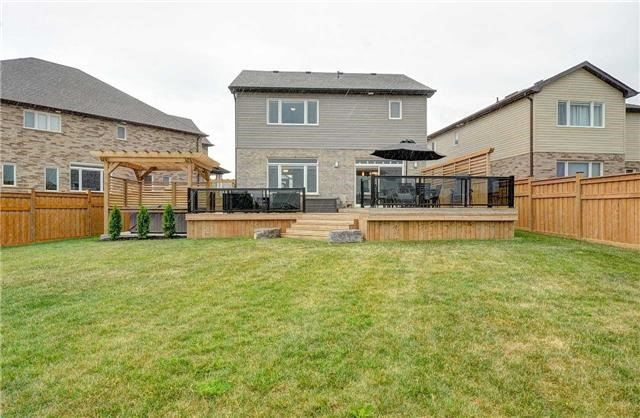 For Sale: 23 Newcastle Court, Kitchener, ON | 3 Bed, 3 Bath House for $699,900. See 20 photos!