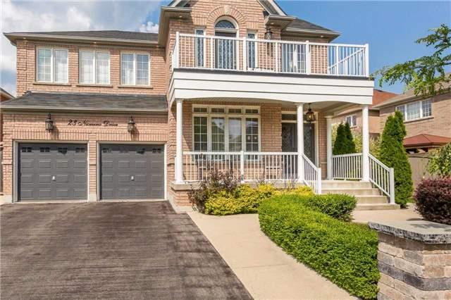 Sold: 23 Niceview Drive, Brampton, ON
