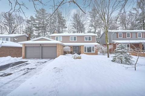 House for sale at 23 Oakridge Dr Barrie Ontario - MLS: S4679148