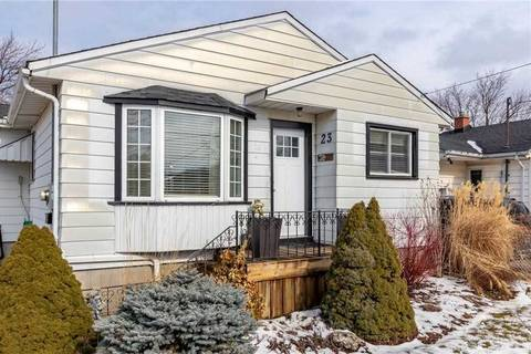 House for sale at 23 Oakwood Ave St. Catharines Ontario - MLS: X4690484