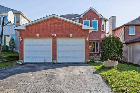 House for sale at 23 Orwell Cres Barrie Ontario - MLS: S4604739