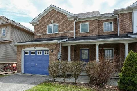 Townhouse for sale at 23 Palomino Pl Whitby Ontario - MLS: E4425648
