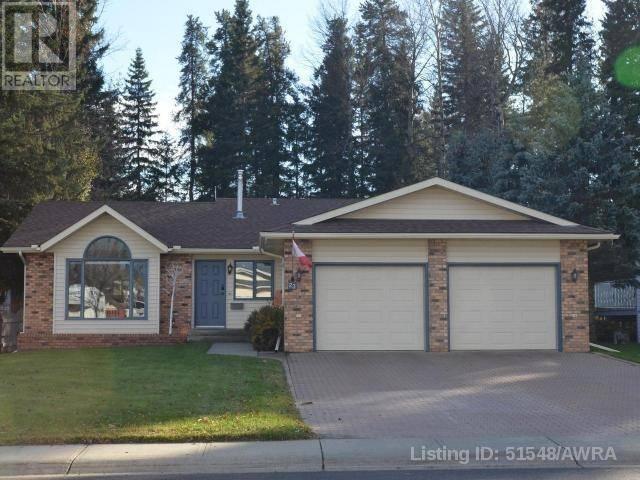 House for sale at 23 Park Dr Whitecourt Alberta - MLS: 51548