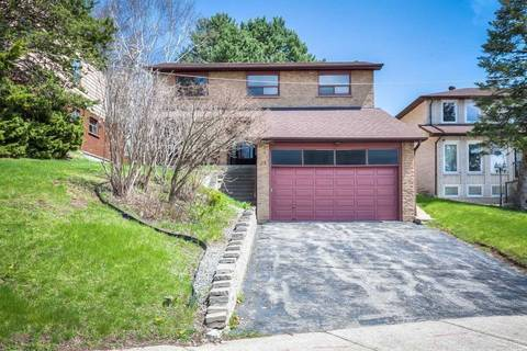 House for sale at 23 Paynter Dr Toronto Ontario - MLS: C4537076