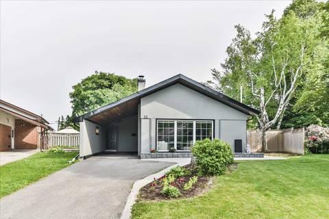 House for sale at 23 Penetang Cres Toronto Ontario - MLS: E4493270