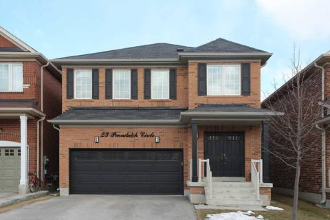 House for sale at 23 Penndutch Circ Whitchurch-stouffville Ontario - MLS: N4404946
