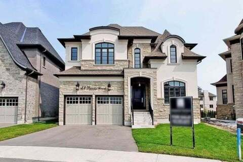 House for sale at 23 Petrolia Ct Richmond Hill Ontario - MLS: N4915090