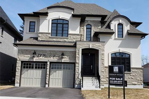 House for sale at 23 Petrolia Ct Richmond Hill Ontario - MLS: N4508464