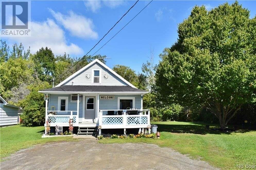 House for sale at 23 Pine St Florenceville-bristol New Brunswick - MLS: NB043363