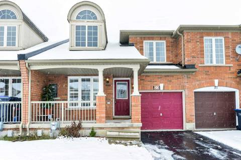 Townhouse for sale at 23 Quailvalley Dr Brampton Ontario - MLS: W4638594