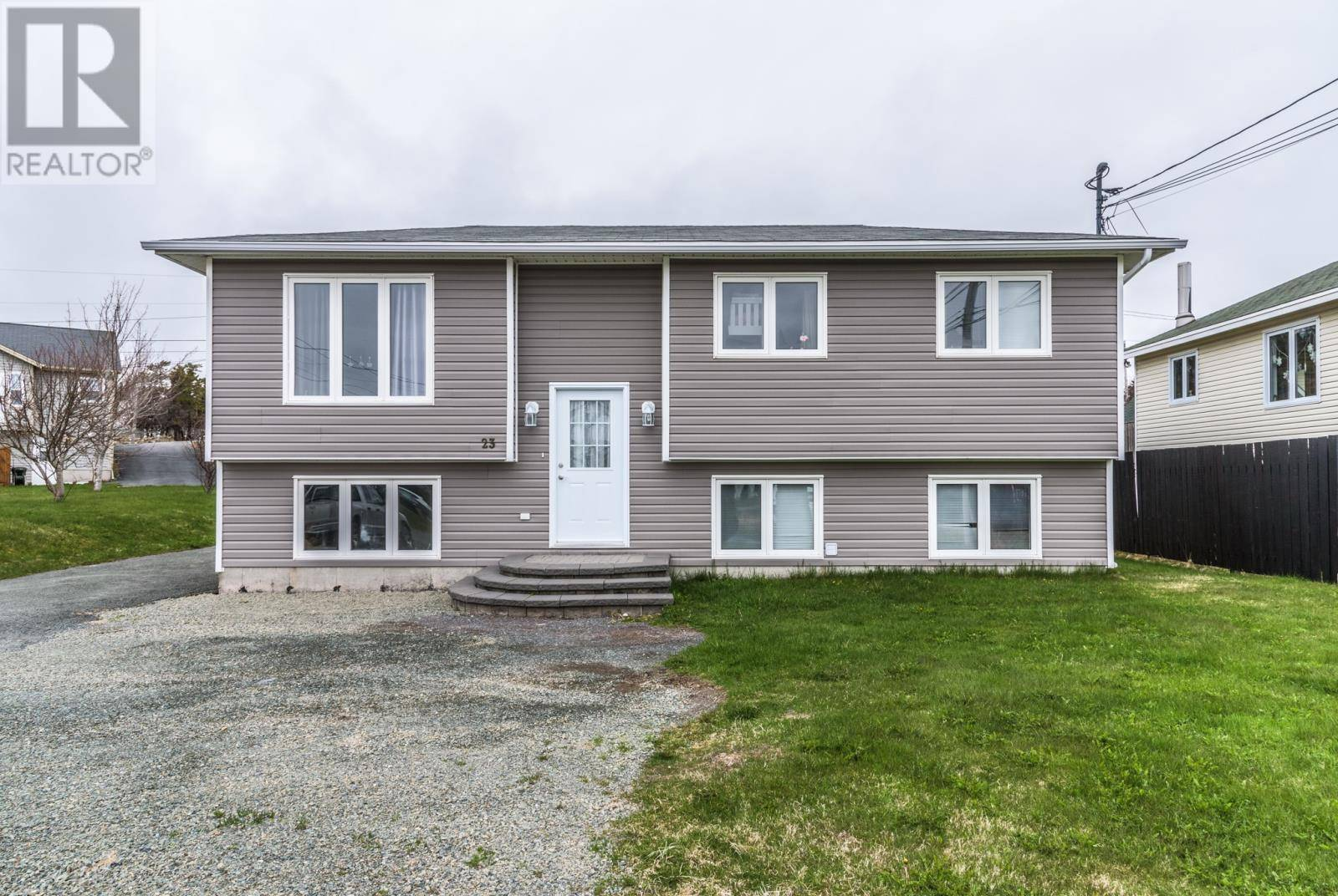 House for sale at 23 Reardons Ln Torbay Newfoundland - MLS: 1207742