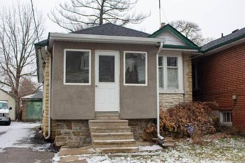 House for sale at 23 Rectory Rd Toronto Ontario - MLS: W4668949