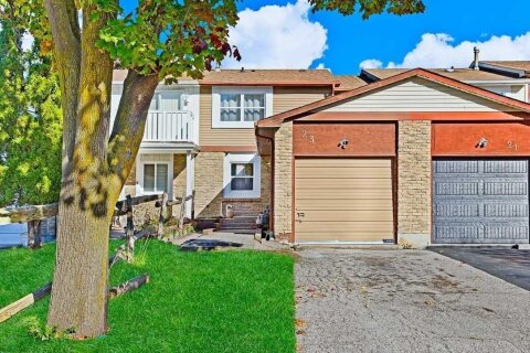 Townhouse for sale at 23 Red River Cres Toronto Ontario - MLS: E4971632