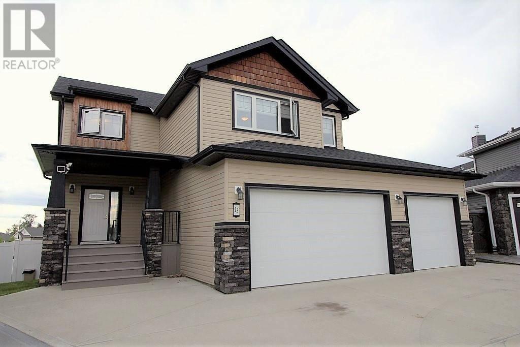 House for sale at 23 Regal Ct Sylvan Lake Alberta - MLS: ca0175300