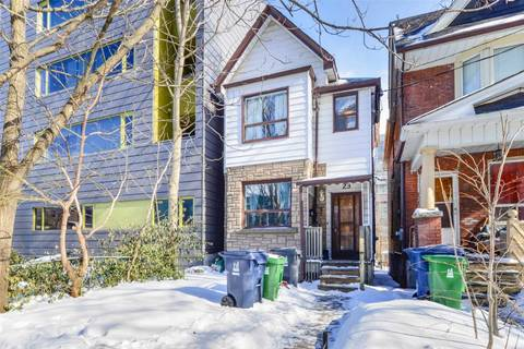 House for sale at 23 Ritchie Ave Toronto Ontario - MLS: W4389737
